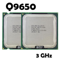 Intel Core 2 Quad Q9650 Processor 3.0GHz 12MB Cache 1333 Desktop LGA775 CPU 45nm