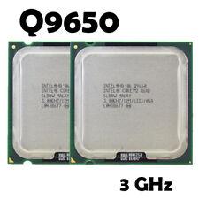Intel Core 2 Quad Q9650 Processor 3.0GHz 12MB Cache 1333 Desktop LGA775 CPU 45nm