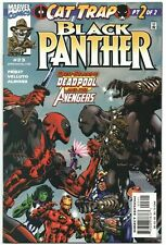 Black Panther #23 Marve l Comic Book 2000 In VF Condition