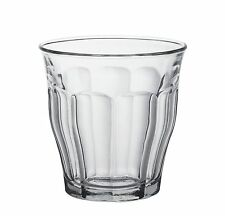 Duralex 250 ml ( 25cl ) Picardie drinking glasses pack of 6