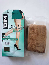 DIM UP BEAUTY VOILE EXTRA TRANSPARENT 15 DEN TAILLE 1 COLORI AMBRE