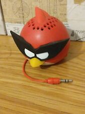ANGRY Birds red Mini speaker, by Gear 4, Excellent condition
