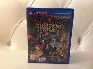 Dragon's Crown (Sony PlayStation Vita, 2013) Rare