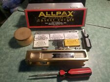 All-pax Adjustable Extension Gasket Cutter Please Read.FREE SHIPPING.