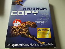 Data Becker Maximum Copy, Film DVD'S kopieren, #SO-50