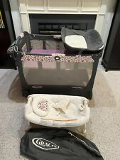 Graco Pack 'n Play with Reversible Napper and Changer, In Great Condition