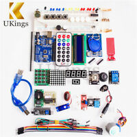 Updated Upgraded Version UNO R3 RFID Starter Kit Learn Suite 1602 for Arduino