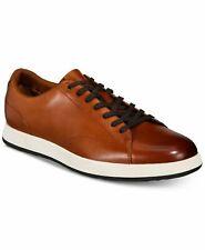 ALFANI Men's Benson Casual Lace-Up Sneakers Tan Size US 8M