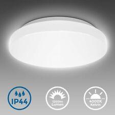 B.K.Licht BKL1296 LED Deckenleuchte - Weiß, Rund, 29cm