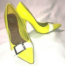$60 MISS ME Tokyo-7 Wedge Platform Sandals Heels ~ Black NEW Size 10