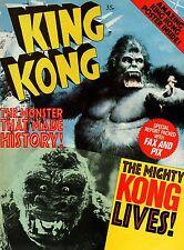 King Kong Poster Magazine 1977
