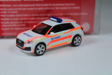 "Herpa 093361 Audi Q2 ""Notarzt"", Neuware. (150)"