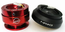 NRG Steering Wheel Short Hub Adapter Quick Release RD For Nissan Altima Maxima