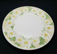 "Metlox Poppytrail Daisy Sculptured 10"" Dinner Plate"