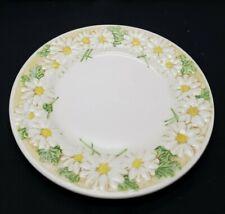 "Metlox Poppytrail Daisy Sculptured 10"" Dinner Plate"
