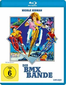 BMX Bandits (1983) Blu Ray Import Region B New & Sealed