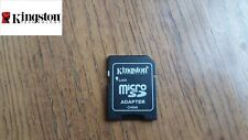 New MicroSD To SD Adapter Converter For 2GB And Higher Kingston Unsealed
