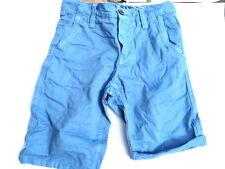 SO 16 - garçons bermuda, bleu q63518 de Garcia gr.146-170