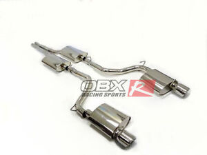 Catback Exhaust For 2005 2006 2007 2008 2009 2010 Chrysler 300C 5.7L By OBX