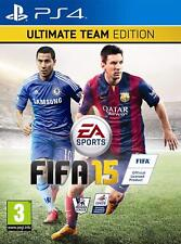 FIFA 15  - Ultimate Team Edition (PS4 Game) *VERY GOOD CONDITION*