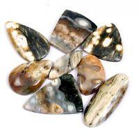 Designer!! Natural Orbicular Ocean Jasper Cabochon Gemstone Wholesale Lot-1000