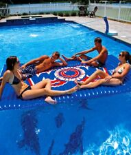 WOW Sports Floating Water Walkway For The Pool Or Lake - Blue (12-2030)