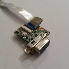 Lenovo ThinkPad Edge E130 E145 Powerbutton VGA Board mit Kabel