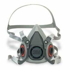Máscaras y respiradores grises