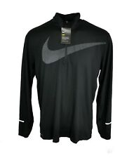 Nike Dry Element Mens Long Sleeve Running Top Mens Size 2Xl 800297-010
