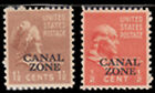 Kanalzone Two Mint Never Hinged Values