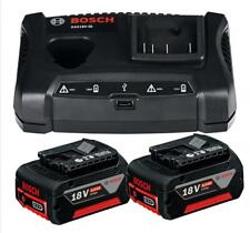 Bosch GAX 18 V-30 12v / 18v Dual Charger With USB Port - 1600a011aa