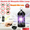 Electric UV Mosquito Killer Lamp Outdoor Indoor Fly Bug Insect Zapper Trap Light