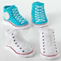 Cute Baby Girl Boys Anti-slip Socks Infant Toddler Newborn Soft Sole Shoes Sock