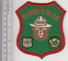 Smokey the Bear Hot Shot Wildland Fire Crew USFS & Kentucky Divsion of Forestry