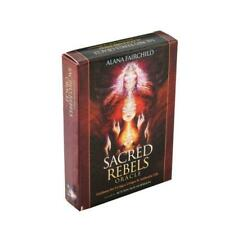 Sacred Rebels Oracle Guidance for Living a Unique & Authentic Life 45 Cards Deck