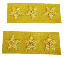 American Civil War ACW Confederate Cavalry  Colonels Collar Insignia Badges New