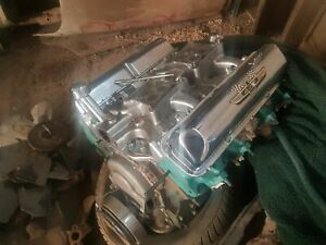 1963 Ford 427 motor top oiler all numbers matching