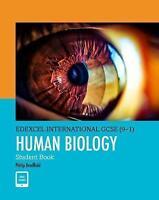 Edexcel International GCSE (9-1) Human Biology Student Book: print and ebook bun