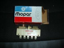 Dodge 1968-1974 NOS OEM MoPAR A/C Heater Vacuum Switch 3502126 5 Button Type