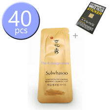 Sulwhasoo Concentrated Ginseng Renewing Cream EX Light 10ml / 20ml / 30ml / 40ml
