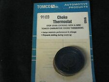 NOS Tomco #9103 Choke Thermostat Carter 1 Bbl, 1980 Ford