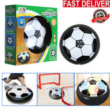Air Hover Ball Toy Soccer  Soft Foam Bumper LED Floating Ball Game Xmas Gifts