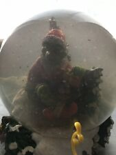 Large Grinch Christmas Snow Globe