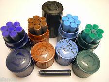 VISCONTI - 21 CARTUCCE INCHIOSTRO - INK CARTRIDGE - ENCRE- TINTA