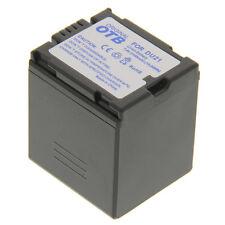 Akku für Panasonic NV-GS27EG-S NV-GS17EG-S GS37EG-S