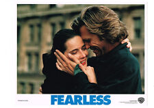 FEARLESS JEFF BRIDGES ISABELLA ROSSELLINI ORIGINAL LOBBY CARD 11X14