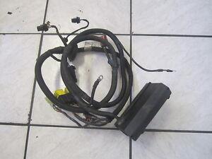 OPEL Astra F CC Vectra A 1.7 TDS 60Kw 82 PS ISUZU Motor Kabelbaum 90380011