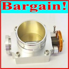 80MM THROTTLE BODY and ADAPTER HOLDEN COMMODORE LS1 LS2 HSV VT VX VY FORD FALCON