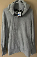 Brand New Under Armour Hoodie With Keyhole Back