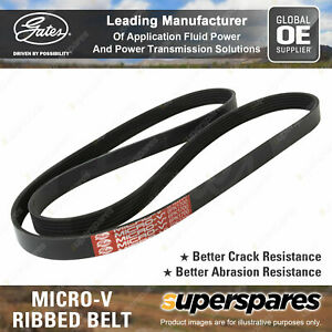 Accessory Drive Belt for Toyota MR 2 1.8 16V VT-i ZZW30 1999-2007